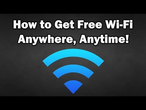 How to Get Free WiFi Anywhere, Anytime (September 2017)
