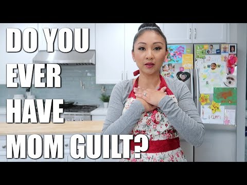 MOM GUILT IS REAL!