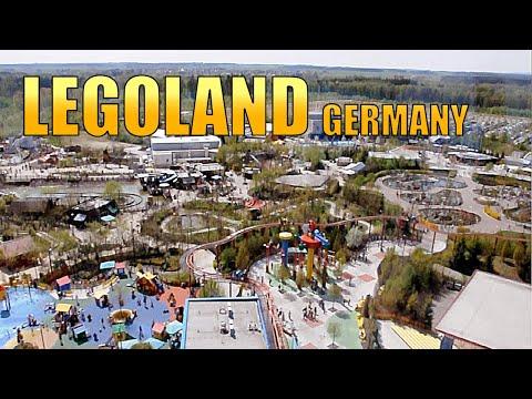 LEGOLAND Germany - impressions of FUN (HD)