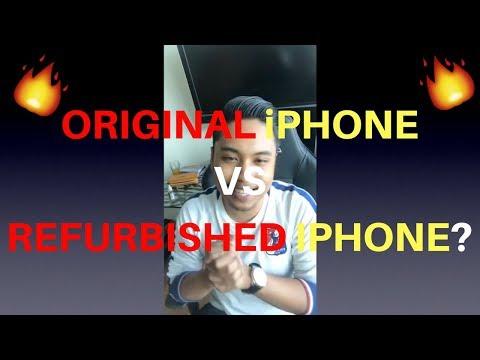 iPhone Refurbished VS Clone Vs Original (Malaysia)