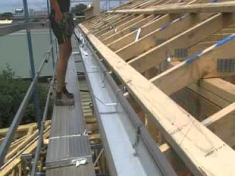 How to Install Metal Fascia and Guttering Last www.metalroofingonline.com.au