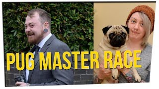 The Pug Guy Can