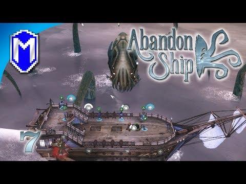 Abandon Ship - Fighting The Kraken, Boss Battle - Let's Play Abandon Ship Gameplay Ep 7