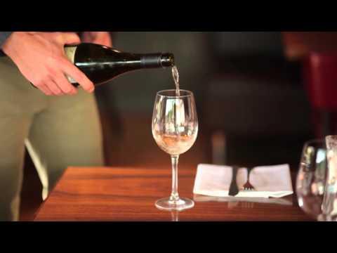 White Wine Presentation Denoise