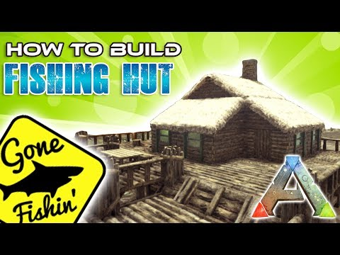 Fishing Hut How To Build | Ark Survival