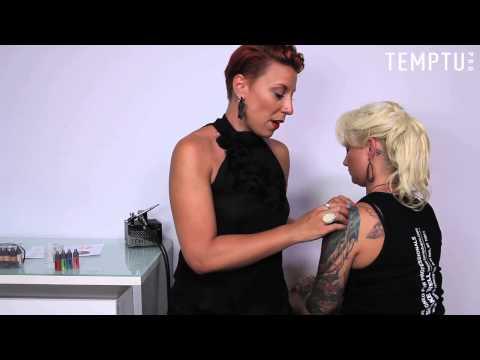 TEMPTU PRO Tattoo Coverage