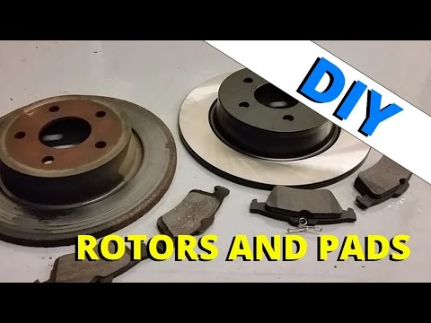 Ford Escape Rotors and Pads: HOW TO ESCAPE