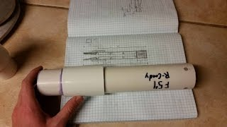 High Power Sugar Rocket G177