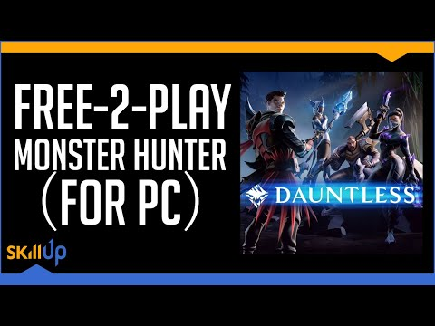 Dauntless - The Closed Beta Review (2018) [Beta Key Giveaway]