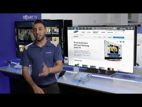 Samsung Smart TV -- Smart Content