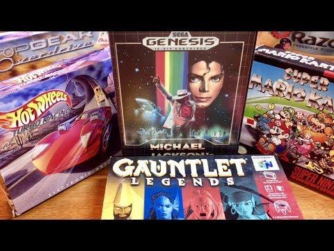 COMPLETE N64 COLLECTION! Best Sega Genesis Game & Sealed Game! #19
