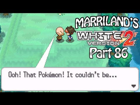 Pokemon White 2, Part 86: Moor of Icirrus