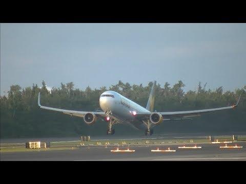 Condor B767-300ER RWY 26 Takeoff from San Juan (SJU), Puerto Rico