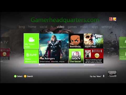 How to Put Custom Xbox Dashboard Background