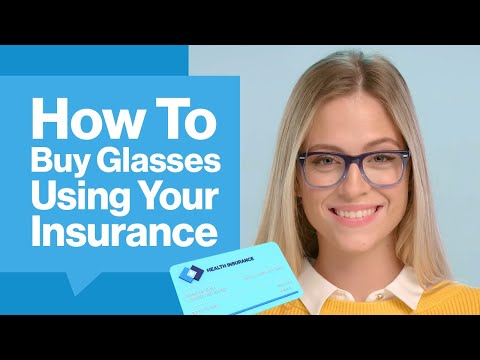 How  To Buy Glasses Using Your Insurance | GlassesUSA.com