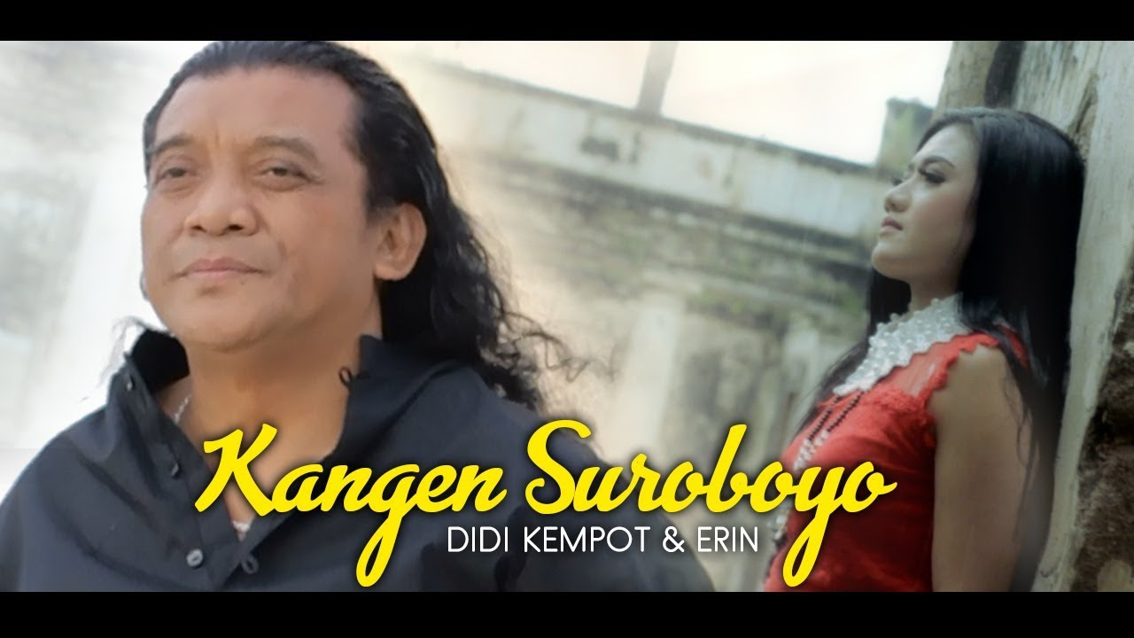 Kangen Surabaya - Didi Kempot