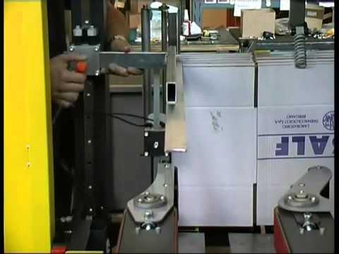 F44   Automatic Case Erector