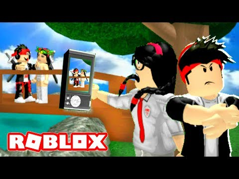 THEY CAUGHT MY BOYFRIEND WITH HIS EX!! | Roblox Roleplay | Bully Series Episode 12