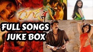 Ragada (రగడ) Telugu Movie Full Songs Jukebox    Nagarjuna, Anushka, Priyamani