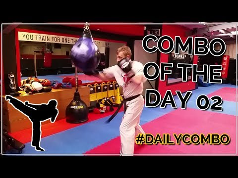 ▶Aqua Training Bag Boxing Combination - Improve Your Boxing Skills | Combo of the Day