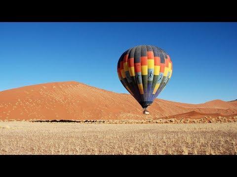 Namibia baloon
