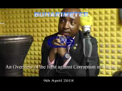 An Overview of the Fight against Corruption in Nigeria _ BM 09042018