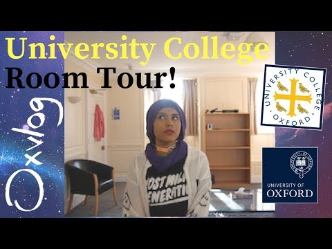 TT1: UNIVERSITY COLLEGE ROOM TOUR!