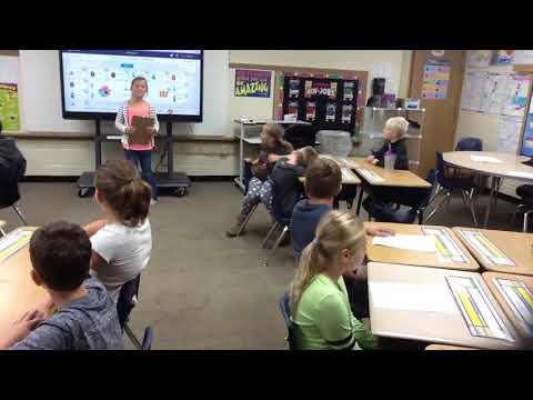 PBIS Following Instructions Video 3rd Grade
