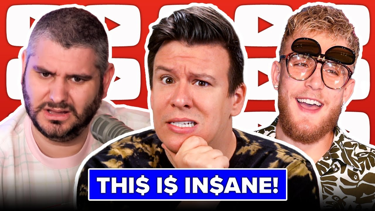WOW! This H3 Podcast Lawsuit is INSANE, Is It Revenge For Jake Paul, Colombia Chaos, & Today's News