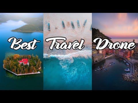 Best Travel Drone?! Around the World w Mavic Pro 2018