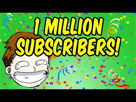 1 Million Subscribers! - The Evolution of Teo