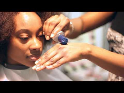 How to Get Rid of a Dry Scalp for African-American Women : Skin Care & Beauty Tips