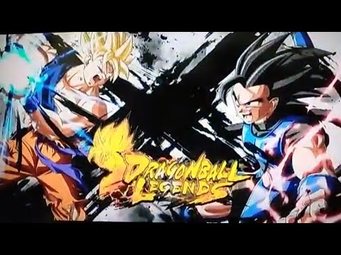 NEWEST DRAGON BALL LEGENDS OFFICAL MOBILE GAMEPLAY TRAILER