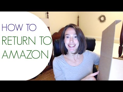 How To Return To Amazon