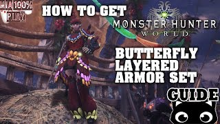 butterfly layered mhw Videos - 9tube tv