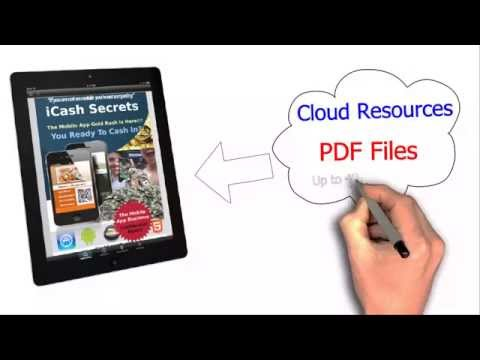 Publishing an iPad Magazine App to Apple's NewsStand - Adding PDF Files to Cloud Resources
