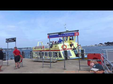 Brownsea Island Ferry trip June 2018, from Poole Quay, Poole, Dorset  England. ( 8 )