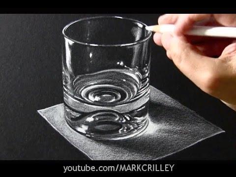 White Pencil on Black Paper Challenge! [Q&A video #22]