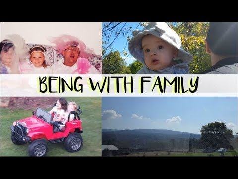 Being With Family | family vlog
