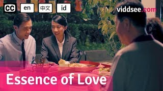 Essence Of Love - She Found An Unexpected Lesson At A Dinner She Almost Missed // Viddsee.com