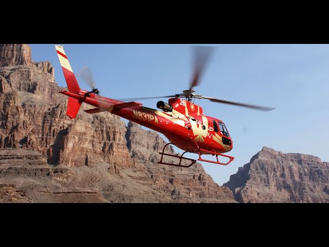 Grand Canyon National Park Helicopter Tour 50-Minutes Deluxe