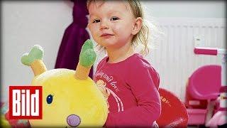 Krebs-Drama um die kleine Dilara (2) - Wirbelsäulen-Tumor