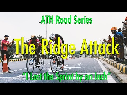 ATH Road Series : The Ridge Attack 2018 : Race Video