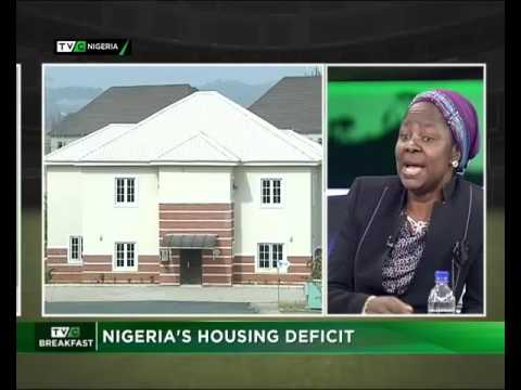 Nigeria housing deficit