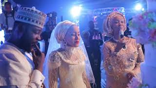 Ovation Platinum Wedding Between Jamil Abubakar & Fatima Dangote