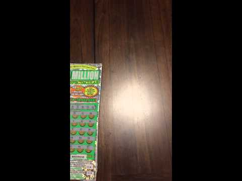 Ga lottery tickets part 1 (max money)