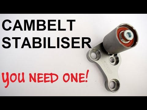 MRP 4AGE N2 cambelt stabiliser - unboxing review