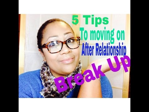 Girls Talk 101 How To Move On After a Break Up