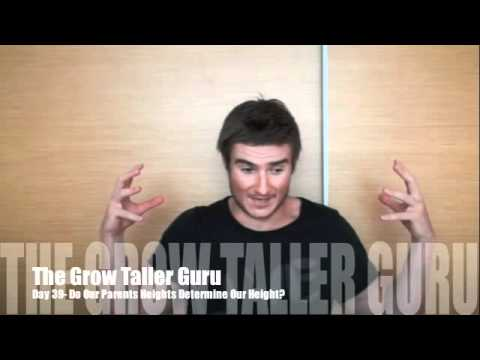 Do Our Parents Heights Determine Our Height? GTG (Grow Taller Guru)