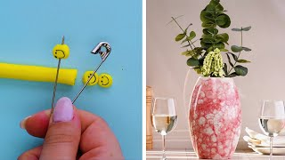 10 Clever DIY Clay Ideas You Have to Try!! Blossom